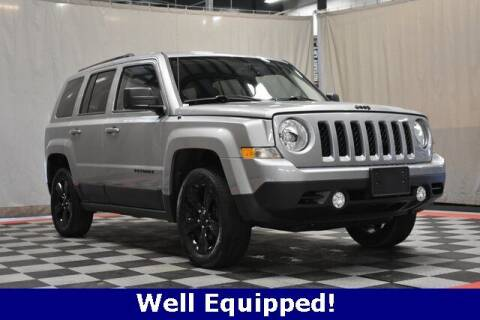 2015 Jeep Patriot for sale at Vorderman Imports in Fort Wayne IN
