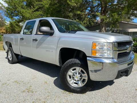 2010 Chevrolet Silverado 2500HD for sale at Byron Thomas Auto Sales, Inc. in Scotland Neck NC