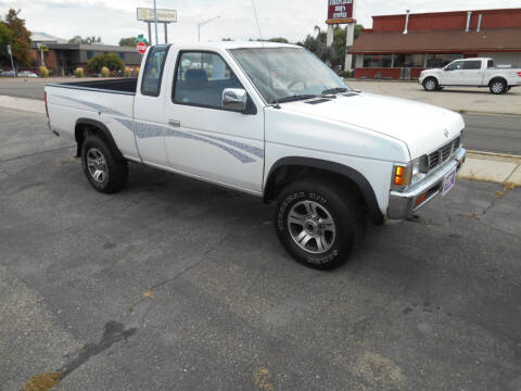 1997 Nissan Truck for sale at AUTOTRUST in Boise ID