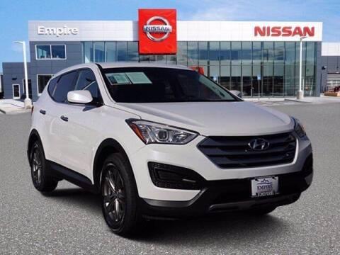 2014 Hyundai Santa Fe Sport for sale at EMPIRE LAKEWOOD NISSAN in Lakewood CO