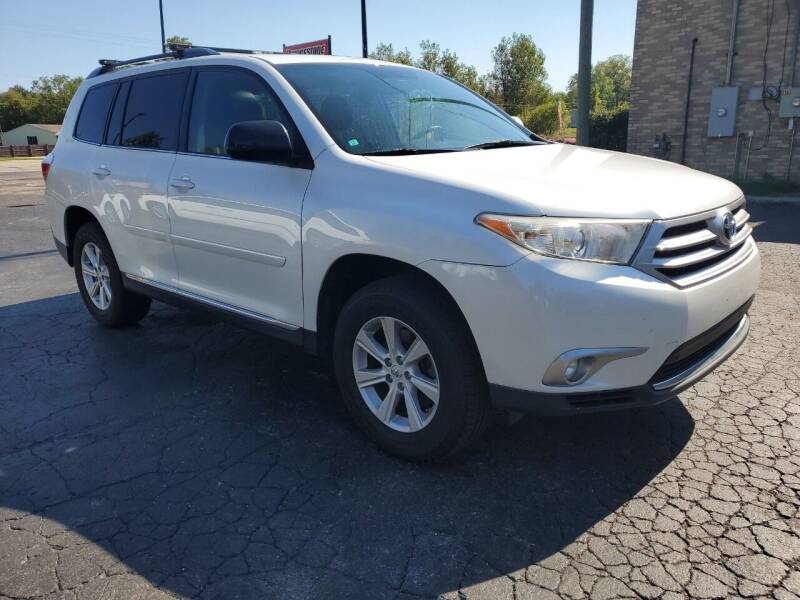 2011 Toyota Highlander for sale at Drive Motor Sales in Ionia MI
