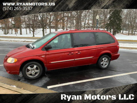 2004 Dodge Grand Caravan for sale at Ryan Motors LLC in Warsaw IN