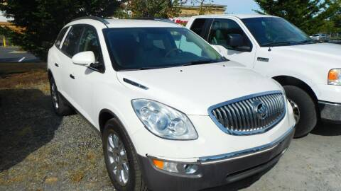 2011 Buick Enclave for sale at M & M Auto Sales LLc in Olympia WA