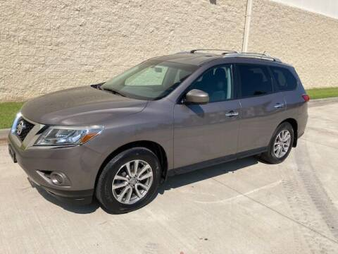 2013 Nissan Pathfinder for sale at Raleigh Auto Inc. in Raleigh NC