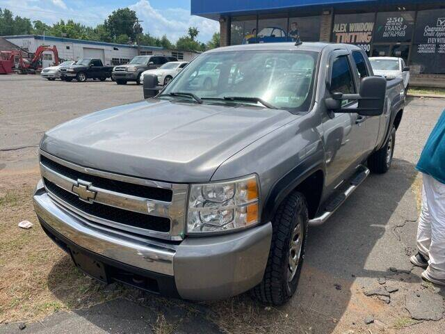 2007 Chevrolet Silverado 1500 for sale at TRANS P in East Windsor CT