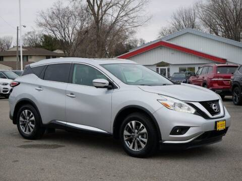 2016 Nissan Murano for sale at Park Place Motor Cars in Rochester MN