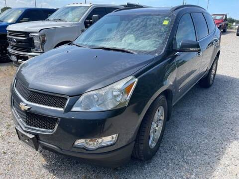 2010 Chevrolet Traverse for sale at BILLY HOWELL FORD LINCOLN in Cumming GA