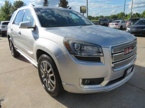 2013 GMC Acadia for sale at Import Exchange in Mokena IL