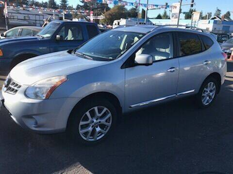 2012 Nissan Rogue for sale at Chuck Wise Motors in Portland OR