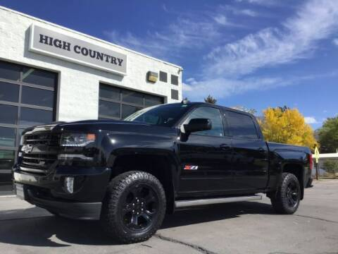 2017 Chevrolet Silverado 1500 for sale at High Country Motor Co in Lindon UT