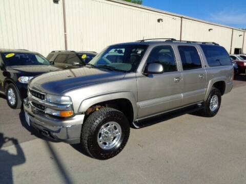 2002 Chevrolet Suburban for sale at De Anda Auto Sales in Storm Lake IA