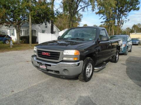 2004 GMC Sierra 1500 for sale at Ridetime Auto in Suffolk VA