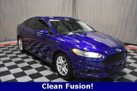 2015 Ford Fusion for sale at Vorderman Imports in Fort Wayne IN