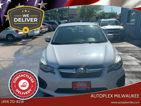 2014 Subaru Impreza for sale at Autoplex in Milwaukee WI
