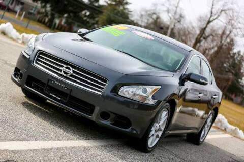 2009 Nissan Maxima for sale at QUALITY AUTO SALES OF NEW YORK in Medford NY