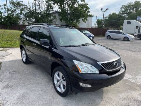 2008 Lexus RX 350 for sale at Detroit Cars and Trucks in Orlando FL
