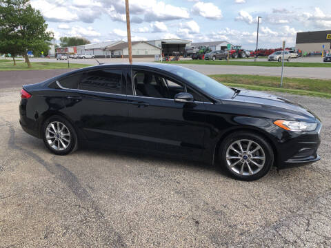 2017 Ford Fusion for sale at Pro Auto Sales in Flanagan IL