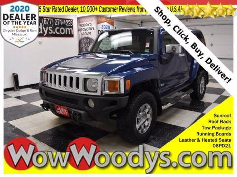2006 HUMMER H3 for sale at WOODY'S AUTOMOTIVE GROUP in Chillicothe MO