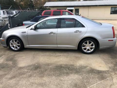 2008 Cadillac STS for sale at River City Autoplex in Natchez MS