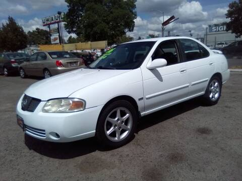 2006 Nissan Sentra for sale at Larry's Auto Sales Inc. in Fresno CA