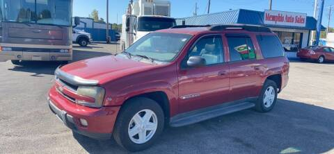 2003 Chevrolet TrailBlazer for sale at Memphis Auto Sales in Memphis TN