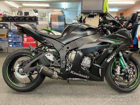 2016 Kawasaki Ninja for sale at ROUTE 3A MOTORS INC in North Chelmsford MA