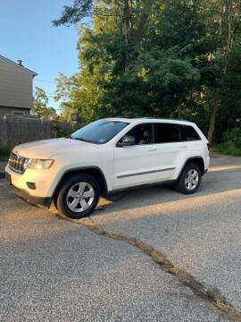 2011 Jeep Grand Cherokee for sale at Long Island Exotics in Holbrook NY