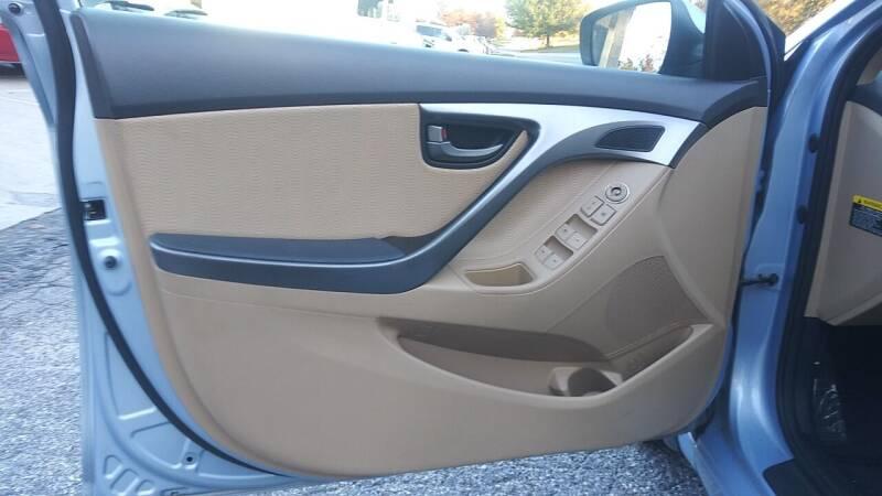 2012 Hyundai Elantra Limited 4dr Sedan - Alpharetta GA