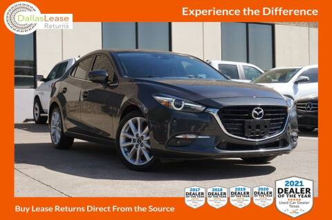 2017 Mazda MAZDA3 for sale at Dallas Auto Finance in Dallas TX