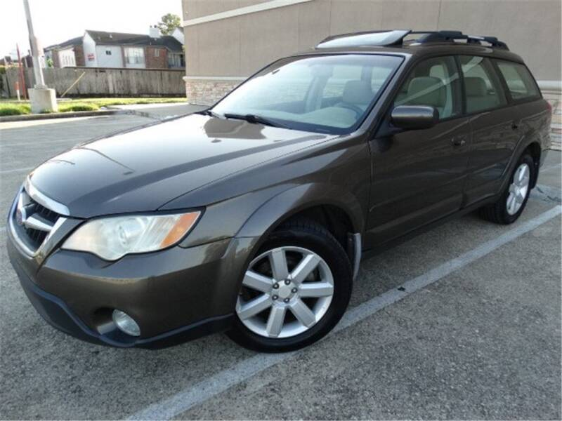 2008 Subaru Outback for sale at Abe Motors in Houston TX