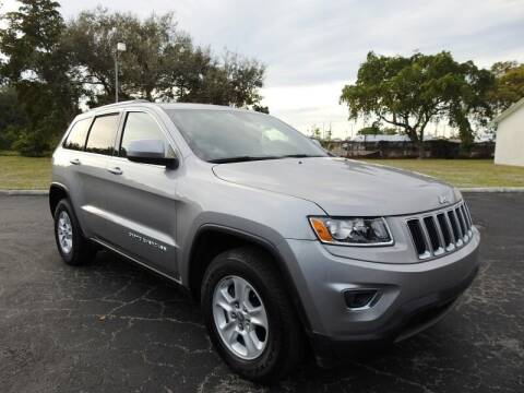 2015 Jeep Grand Cherokee for sale at SUPER DEAL MOTORS in Hollywood FL