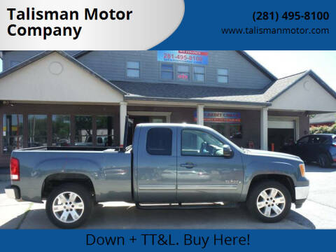2008 GMC Sierra 1500 for sale at Don Jacobson Automobiles in Houston TX