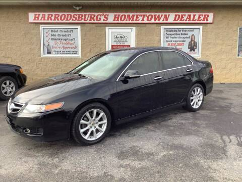2006 Acura TSX for sale at Auto Martt, LLC in Harrodsburg KY