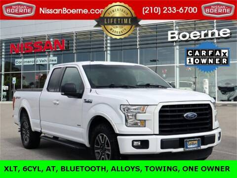 2016 Ford F-150 for sale at Nissan of Boerne in Boerne TX