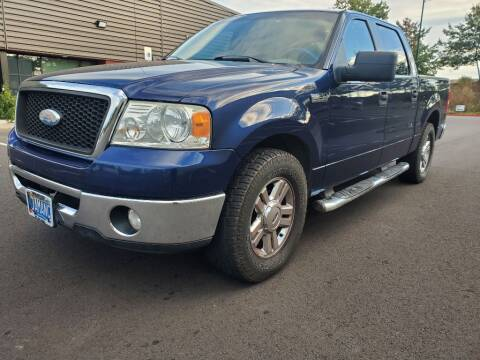 2008 Ford F-150 for sale at VIking Auto Sales LLC in Salem OR