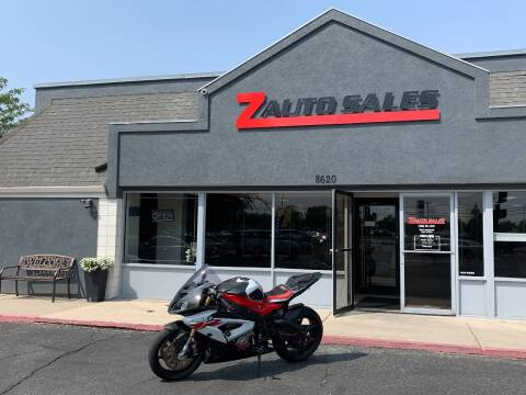 2018 BMW RR S1000 for sale at Z Auto Sales in Boise ID