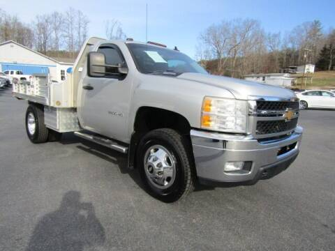 2011 Chevrolet Silverado 3500HD for sale at Specialty Car Company in North Wilkesboro NC