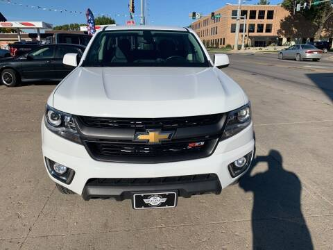 2019 Chevrolet Colorado for sale at Mulder Auto Tire and Lube in Orange City IA
