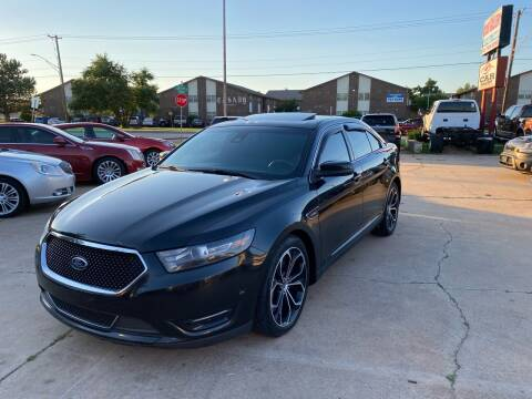 2013 Ford Taurus for sale at Car Gallery in Oklahoma City OK