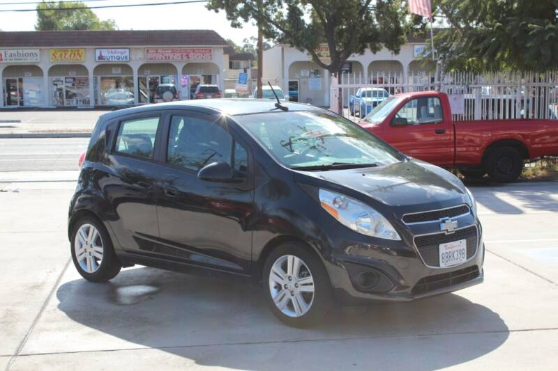2013 Chevrolet Spark for sale at Car 1234 inc in El Cajon CA