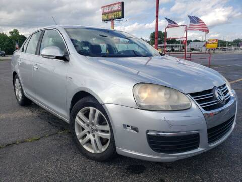2007 Volkswagen Jetta for sale at speedy auto sales in Indianapolis IN