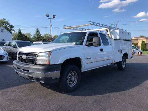 2006 Chevrolet Silverado 2500HD for sale at Majestic Automotive Group in Cinnaminson NJ