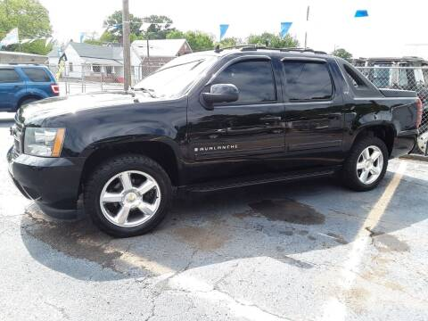 2007 Chevrolet Avalanche for sale at A-1 Auto Sales in Anderson SC