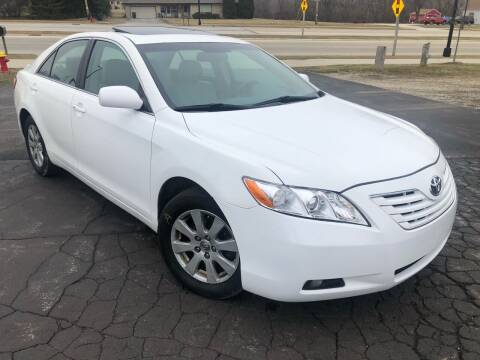 2009 Toyota Camry for sale at Wyss Auto in Oak Creek WI