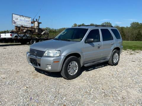 2005 Mercury Mariner for sale at Ken's Auto Sales & Repairs in New Bloomfield MO