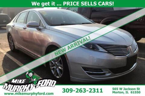 2014 Lincoln MKZ Hybrid for sale at Mike Murphy Ford in Morton IL