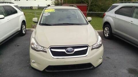 2014 Subaru XV Crosstrek for sale at Moores Auto Sales in Greeneville TN