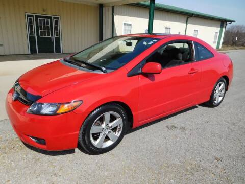 2008 Honda Civic for sale at WESTERN RESERVE AUTO SALES in Beloit OH
