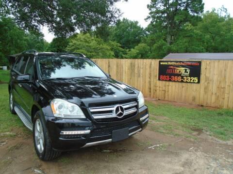 2012 Mercedes-Benz GL-Class for sale at Hot Deals Auto LLC in Rock Hill SC