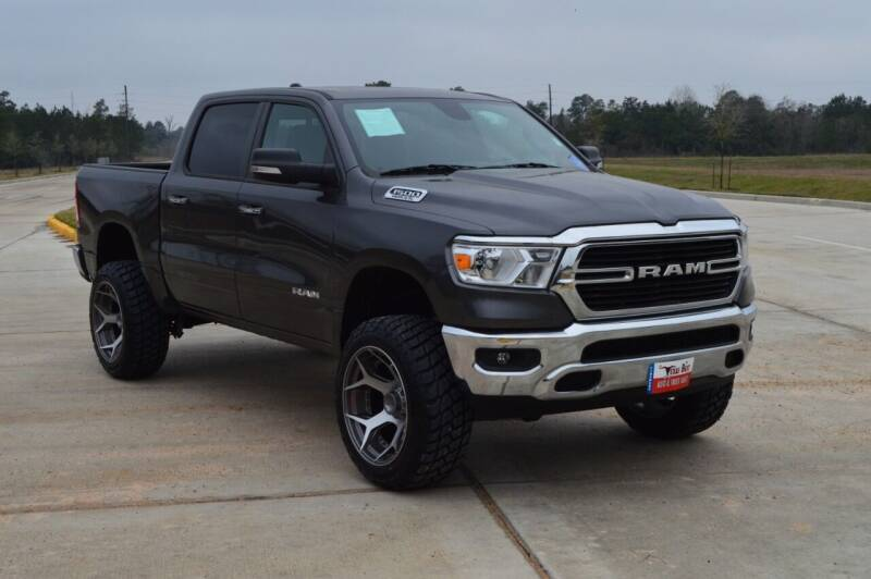 2019 RAM Ram Pickup 1500 for sale at Fincher's Texas Best Auto & Truck Sales in Tomball TX